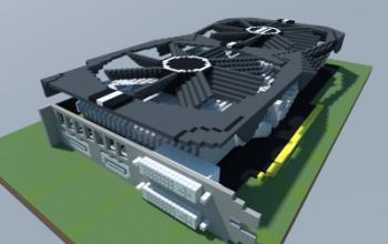 AMD Radeon RX 570 STRIX (OC Edition) (ASUS ROG Series)