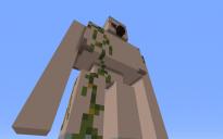 Iron Golem Statue