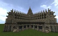 Cardinal Zombie Temple