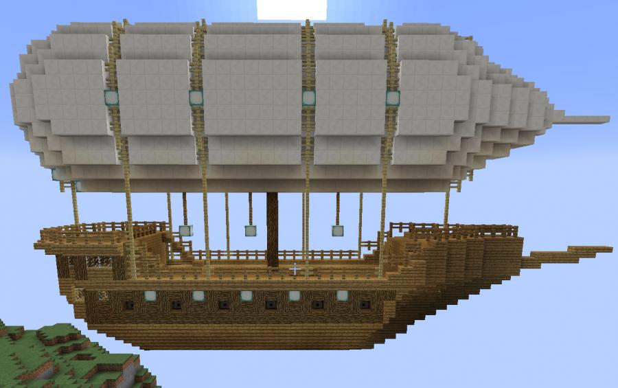 Airship, creation #9730 on