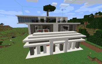 modern house /1 (correction)