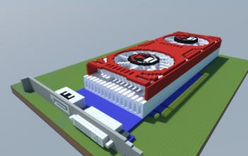 AMD Radeon HD 6850 (Low-Profile) (AFOX)