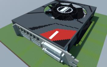 NVIDIA GeForce GTX 970 DirectCU II Mini (OC Edition) (ASUS)