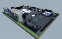 Intel Z87X-UD3H (Gigabyte)