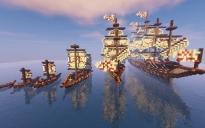 Abadorian Ship Fleet Pack