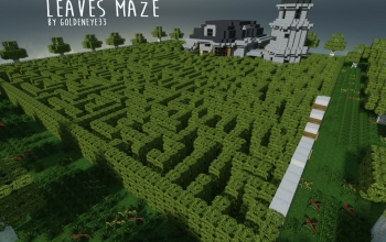 Leaves Maze (Labyrinth) 1.6.2