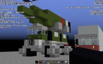 Military Missile Holder Truck