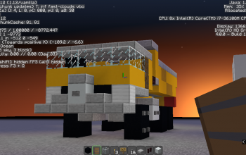 Heavy-Duty Dump Truck