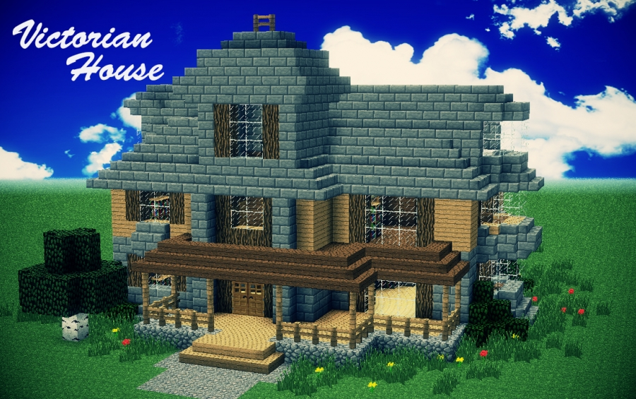 Victorian House | 1.6.2, creation #985 on