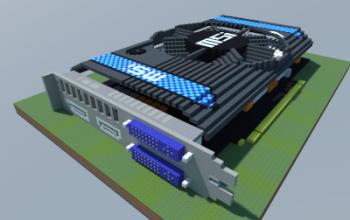 AMD Radeon HD 7790 (OC Edition) (MSI)