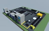 AMD A88XM-A USB 3.1 (ASUS)