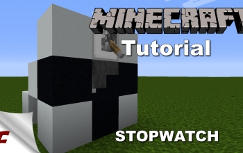 Minecraft Stop Watch