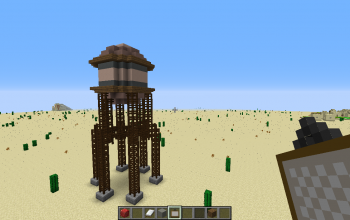 fallout 3 water tower- zth