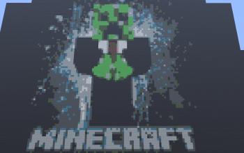 Minecraft Creeper Man