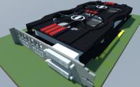 AMD Radeon RX 470 (DirectCU II Edition) (ASUS)
