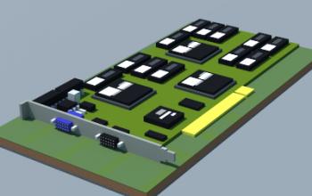 Voodoo2 1000 PCI (3dfx Interactive)