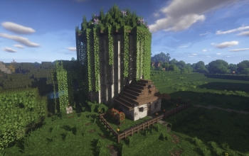 Grandpas Flowerpowertower