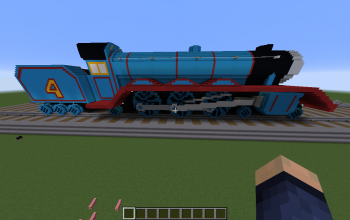 Gordon the Tank Engine #4 (Blue)