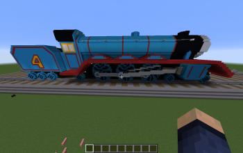 Gordon the Tank Engine #4 (Blue)