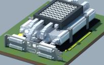 Water-cooled GPU 1 (Own design)