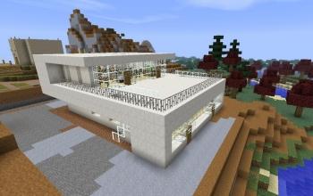 S-Shaped House - Unfurnished