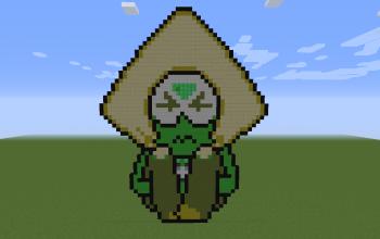 Peridot Pixel Art
