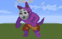 Kedamono Pixel Art