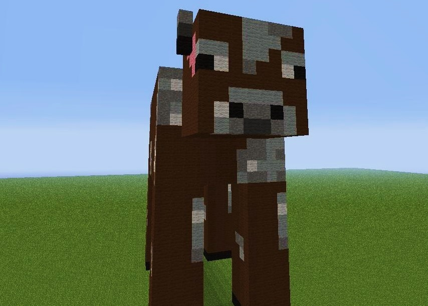 Its A Cow Creation 1111