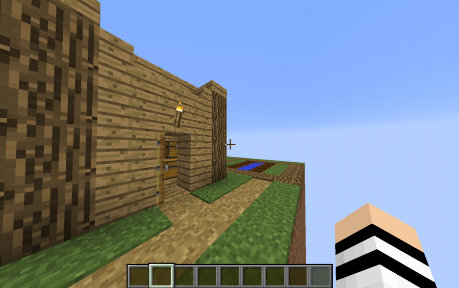 Small Farm Survival House Creation 12670