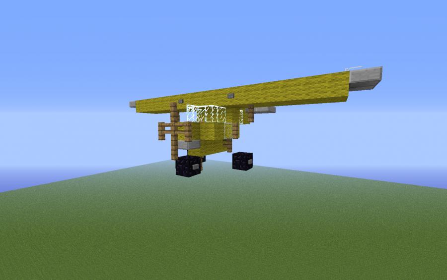 Little Wood Plane Creation 1333