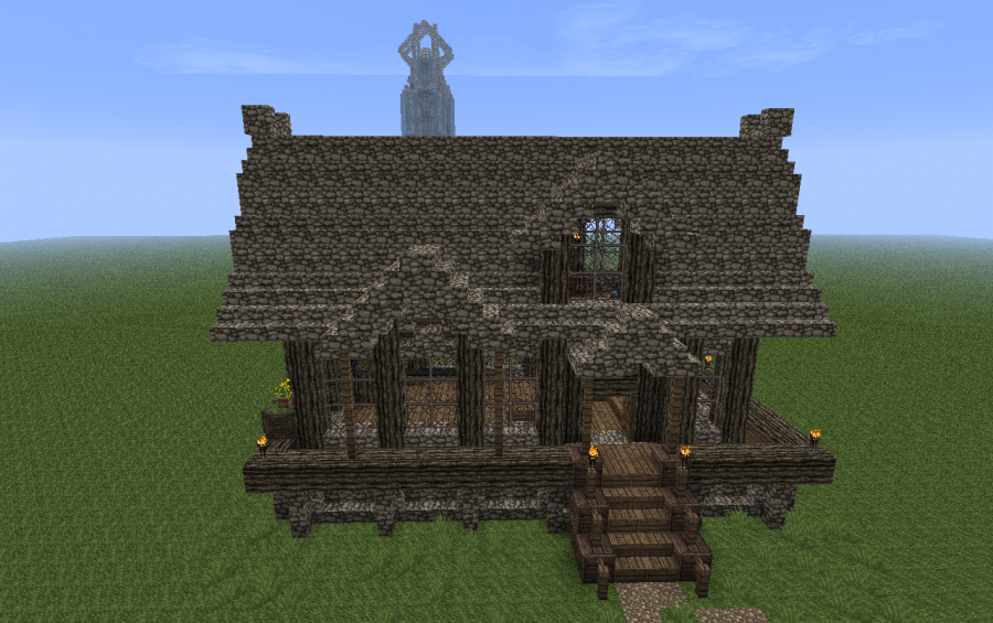 medieval guard house