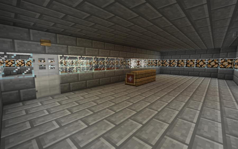 Medium Prison Creation 161