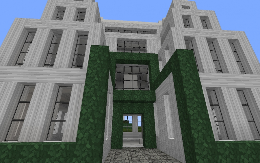 Government Building Minecraft Schematic All Kind Of Wiring Diagrams