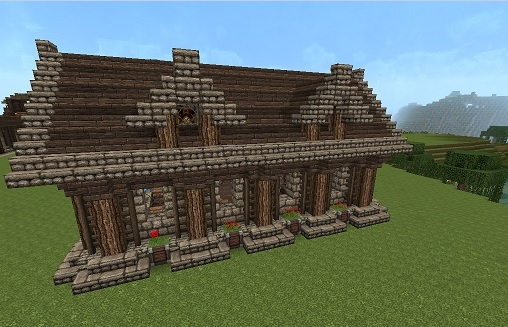 how to build a cozy house in minecraft