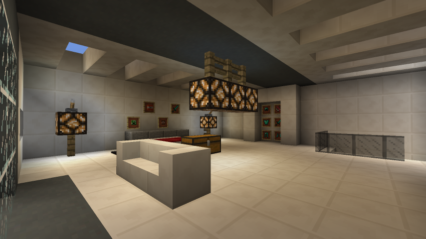Modern House 005 Creation 3236