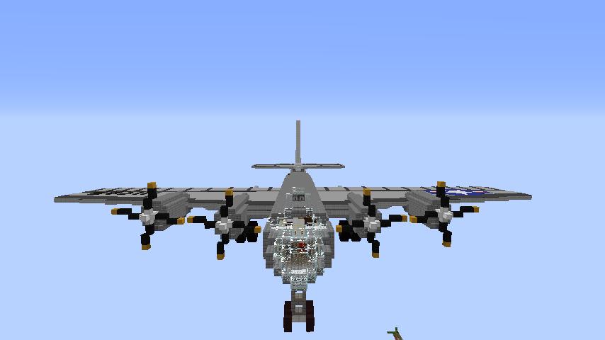 Boeing B-29 SuperFortress, creation #3636