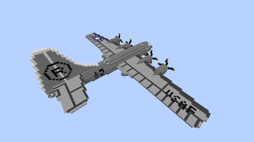 Boeing B 29 Superfortress Creation 3636
