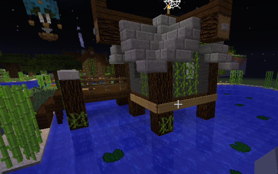 Small Fishing Hut Creation 4901