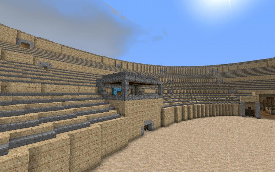 Colosseum Creation 675
