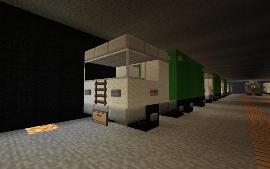 Cargo Truck  Creation  730