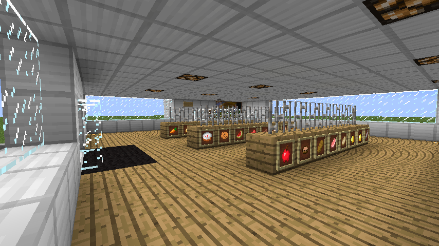 Minecraft Grocery Store Creation 786