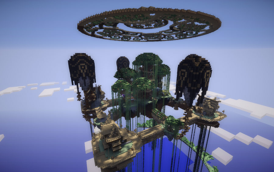 Amazing Spawn - Treefall, creation #793