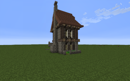 Small Village House Creation 8259