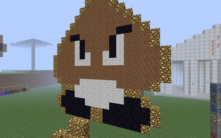 Super Mario Goomba Creation 83
