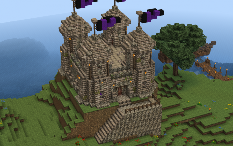 Small Castle creation 842